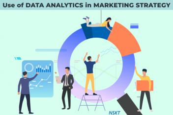 How can data analytics improve marketing strategy?