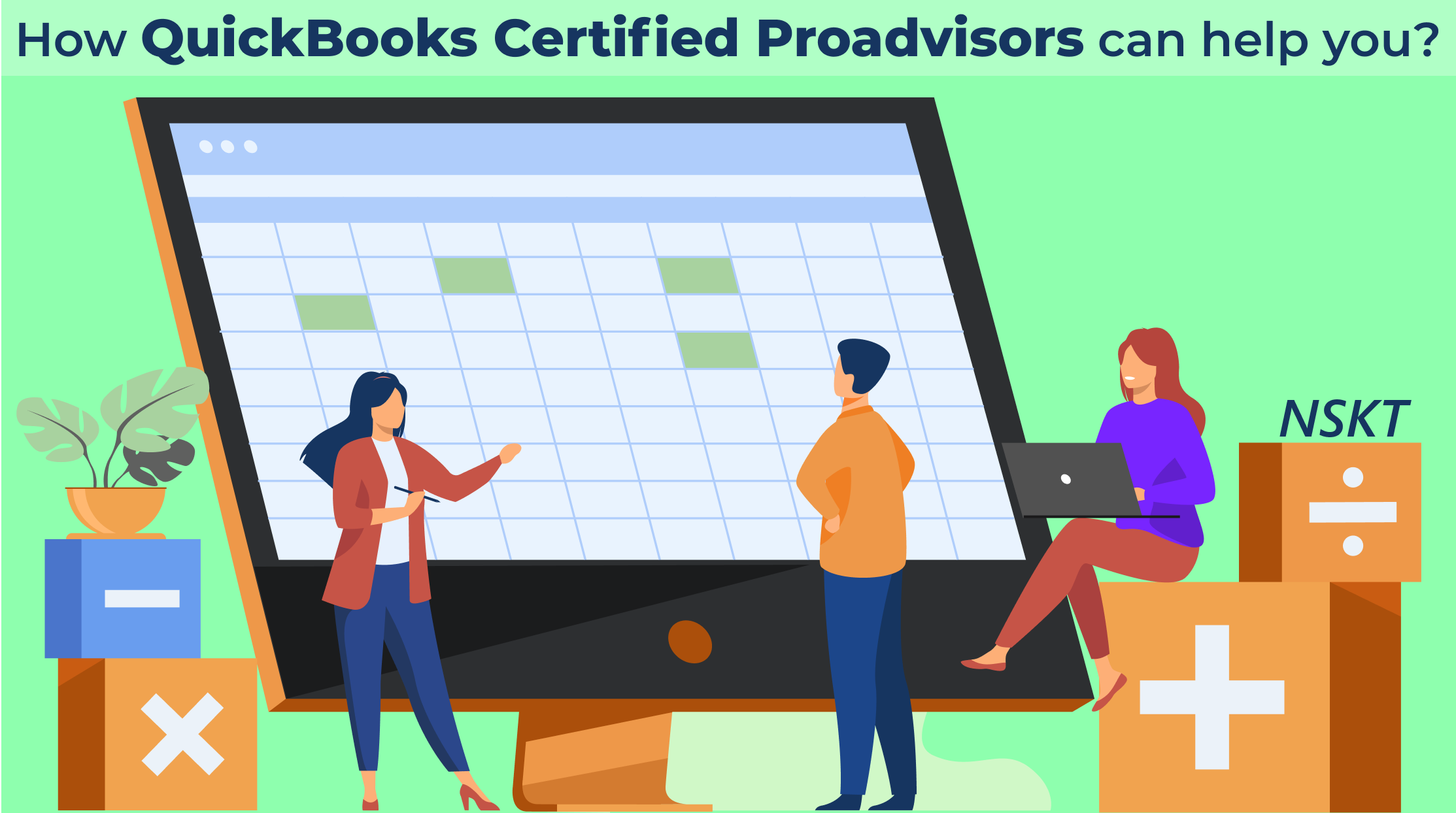 How business owners can benefit from the services of QuickBooks Certified ProAdvisor?